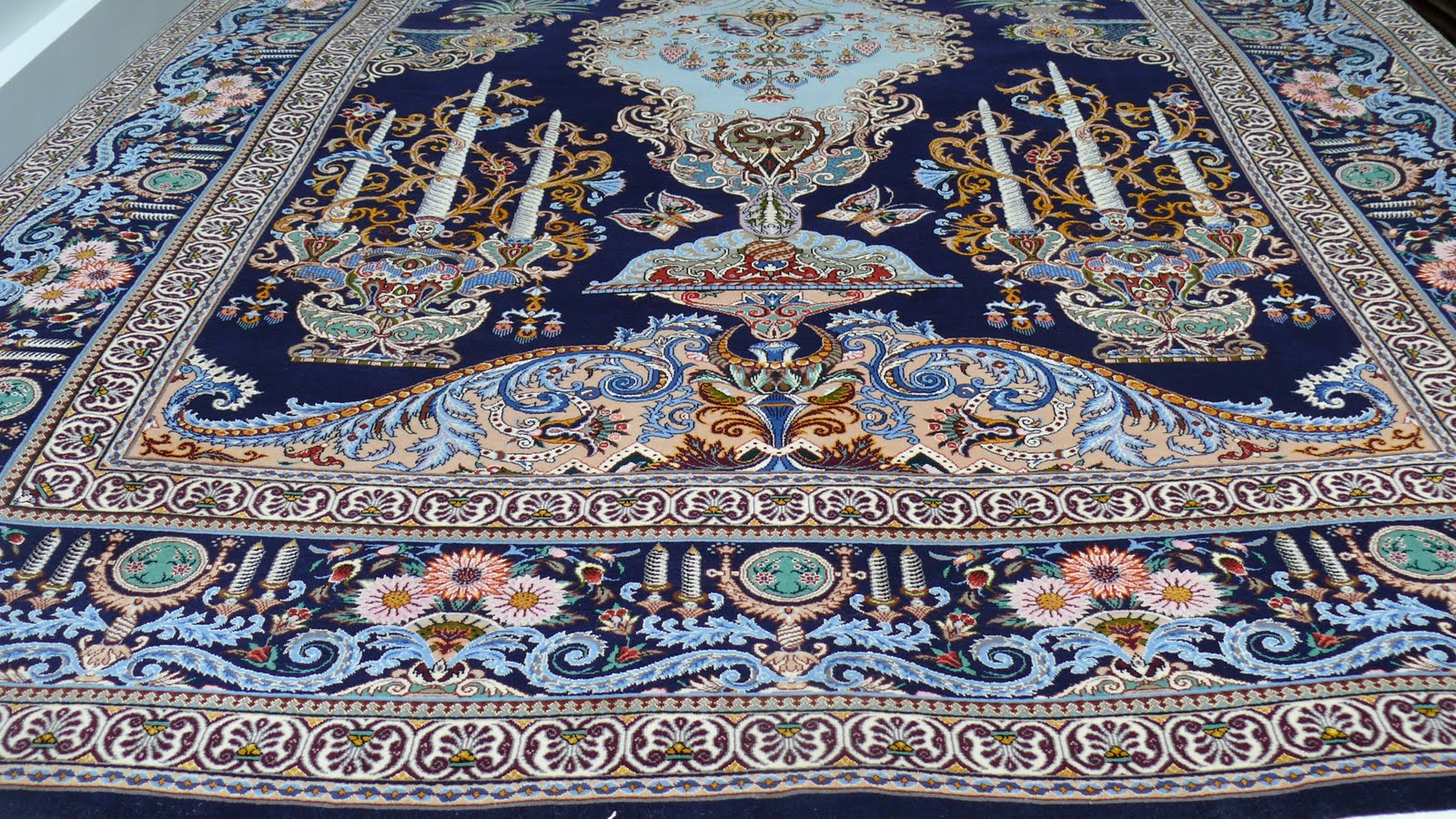 Carpet Persian Languages And Literature At Ucsb